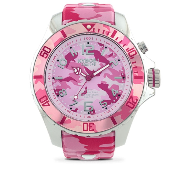 KYBOE-Watch-Camouflage-Series-CS-005-PINK