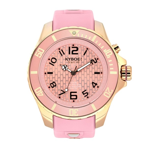 KYBOE Watch RG.011 SoftPink - ROSE GOLD SERIES