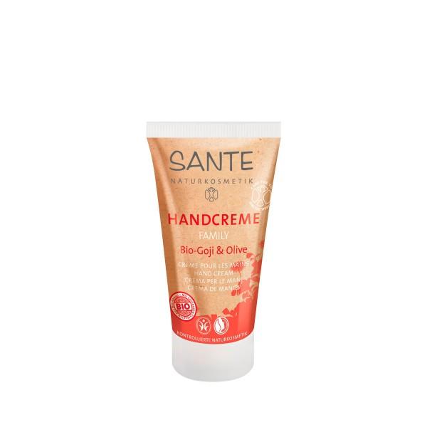 SANTE Handcreme Bio-Goji & Olive 30ml