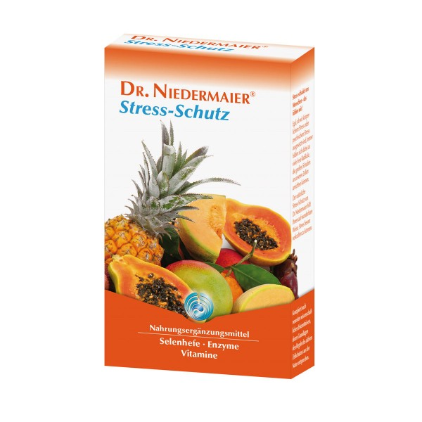 Dr. Niedermaier® Stress-Schutz 60Kapseln