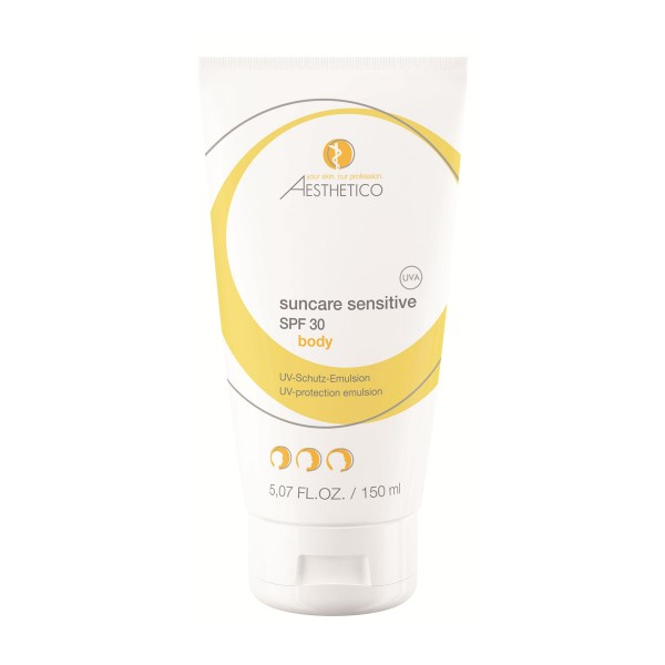 AESTHETICO suncare sensitive SPF30 150ml