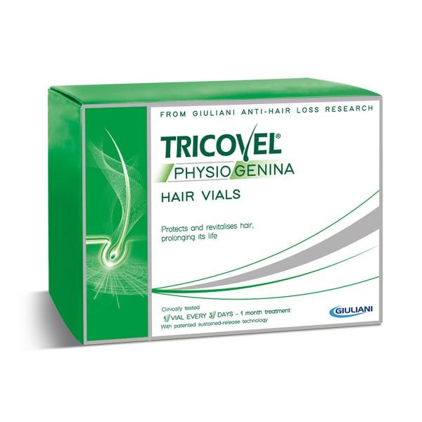 TRICOVEL® PhysioGenina Ampullen 10x3,5ml Monatspackung