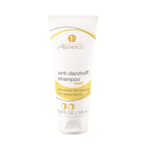 AESTHETICO anti-dandruff shampoo 100ml