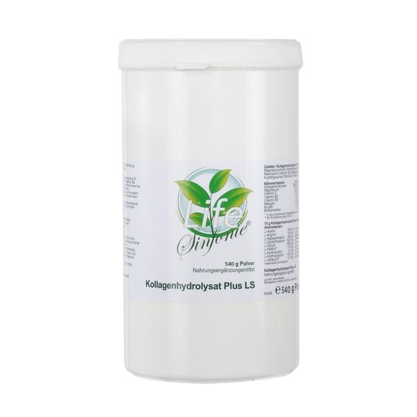 Life Sinfonie® Kollagenhydrolysat Plus LS 540g Pulver