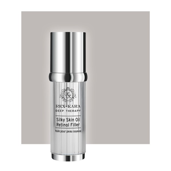 REX-KARA Silky Skin Oil Retinol Filler 50ml 88-007