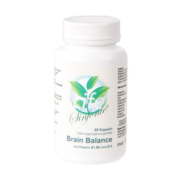 Life Sinfonie® Brain Balance 60 Kapseln